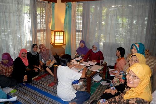 Memaknai Proses Pertemuan Kelompok 10