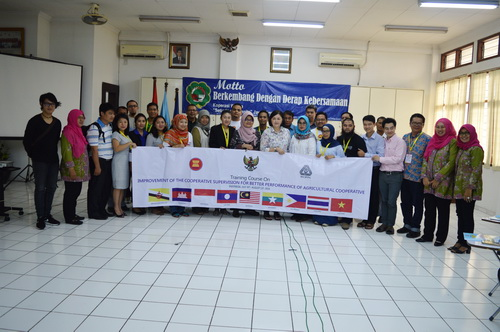 Utusan 9 Negara ASEAN Kunjungi SBW