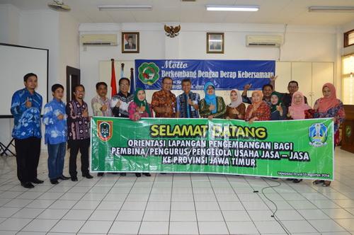 Jumlah Anggota SBW  = Penduduk satu  Kecamatan di Kalsel