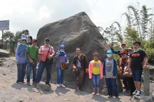 SBW Offroad ke Merapi