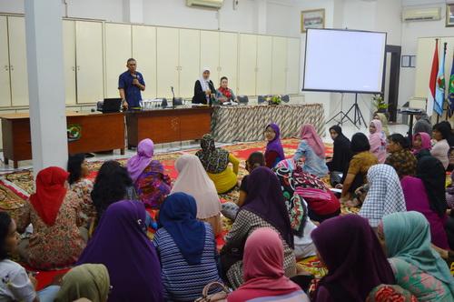 276 Anggota Ikut Pelatihan Boga Bersama SCC