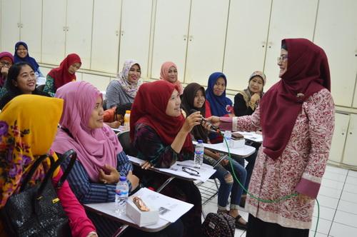Memaknai Kebersamaan Dalam Pelatihan TR