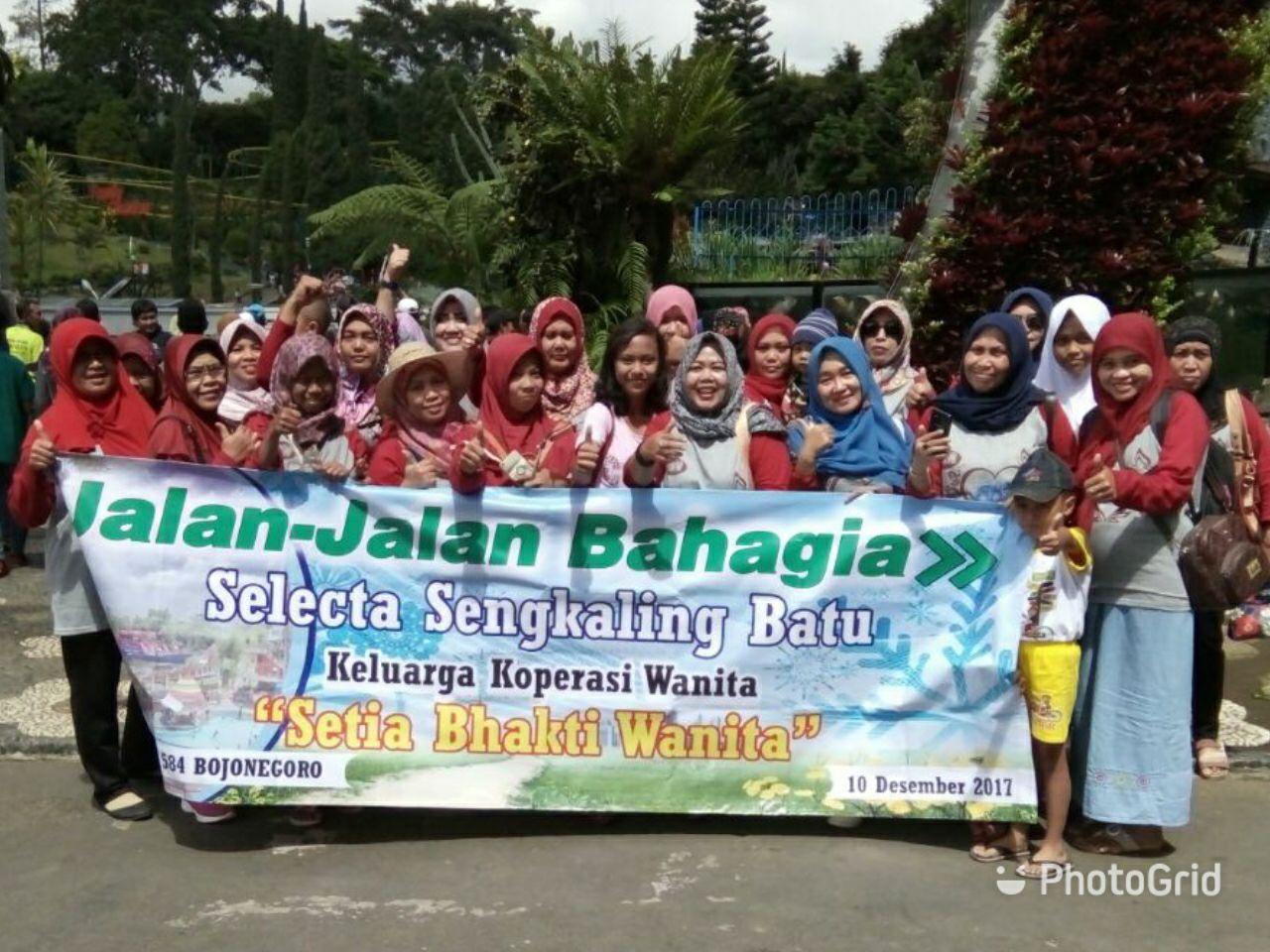 Kelompok Bojonegoro Jalan-Jalan Ke Malang